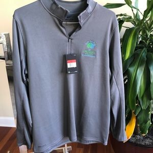 🆕 (L) Nike Dri Fit long sleeve polo